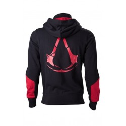 Black hoodie Assassin's Creed