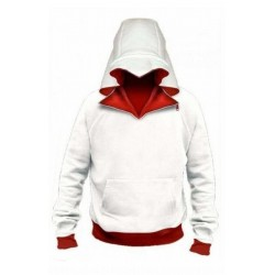"White Hoodie ""Assassin's creed"""